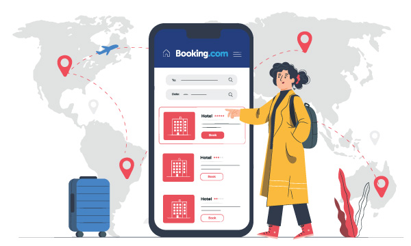 Google Contests Booking.com as the Leading Hotel Search Engine