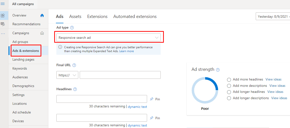 5 Tips to Automated Google and Microsoft Ad Copy Creation