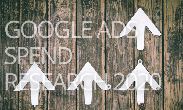 2020 Google Ads Spend Research