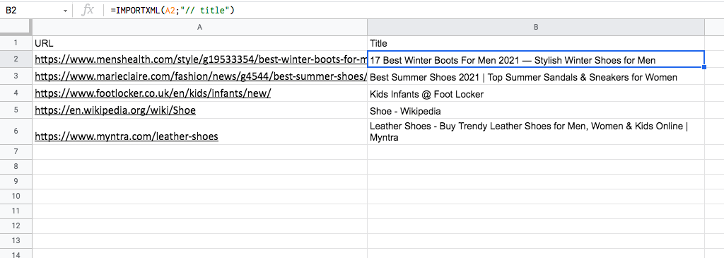 15 Google Sheets Functions for PPC Advertisers