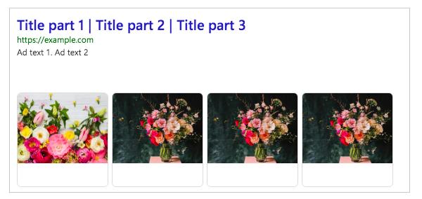 Desktop Multi-Image Extension