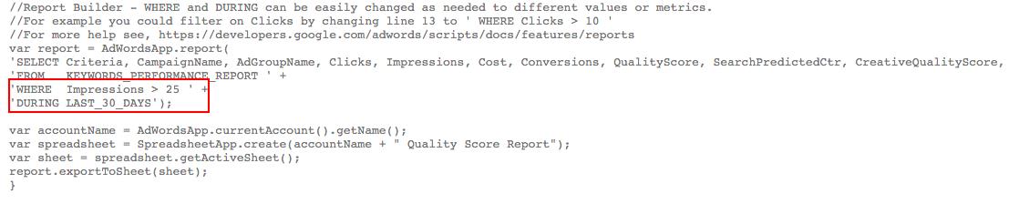 9 Google Ads Scripts to Analyze Your Quality Score