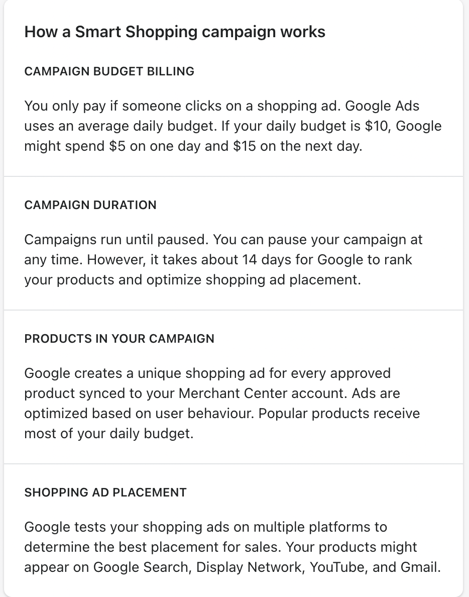 How to Advertise Your Shopify Store on Google the Smart Way
