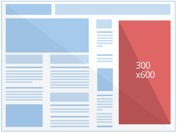 Half Page (300 x 600)